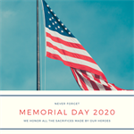 Observance of Memorial Day